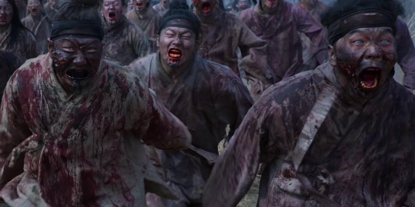 Kingdom: The Dead Return In Violent Season 2 Trailer