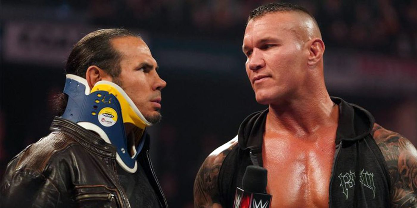 Matt Hardy's Post Raw-Beatdown Tweet Teases an AEW Deal May Be Imminent