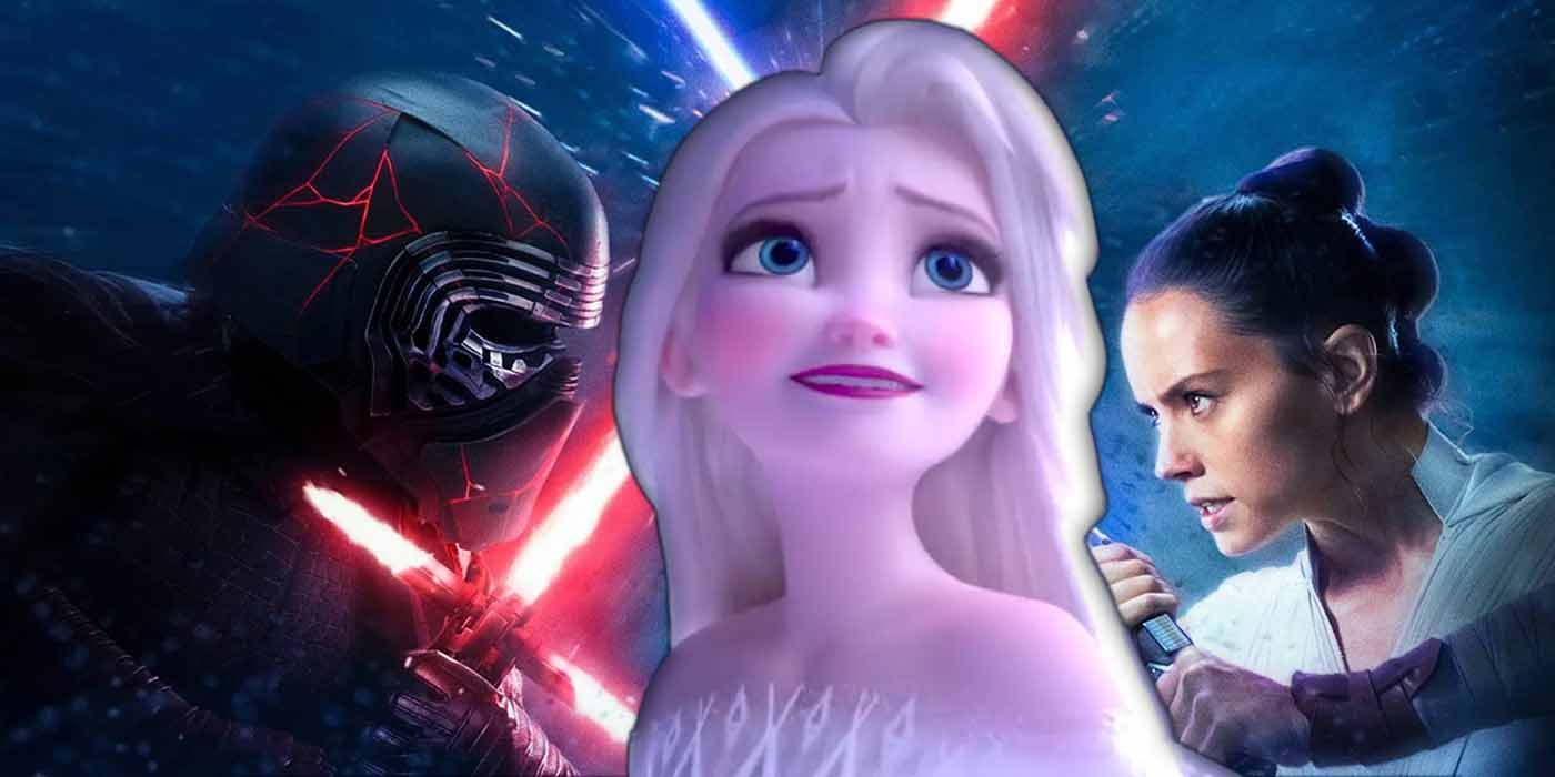 Star Wars, Frozen 2 Boost Hasbro's Q4 Profits