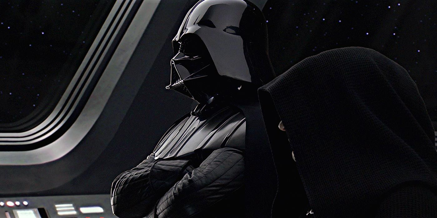Star Wars: The Sith Rule of Two Means Palpatine Planned to Kill Darth Vader