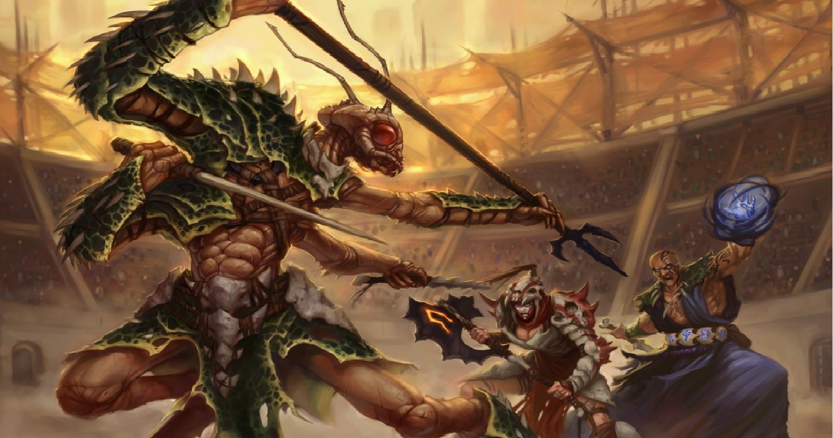 Dungeons Dragons 10 Powerful Monster Species That You Should Play As It wears no clothing or armor. dungeons dragons 10 powerful monster