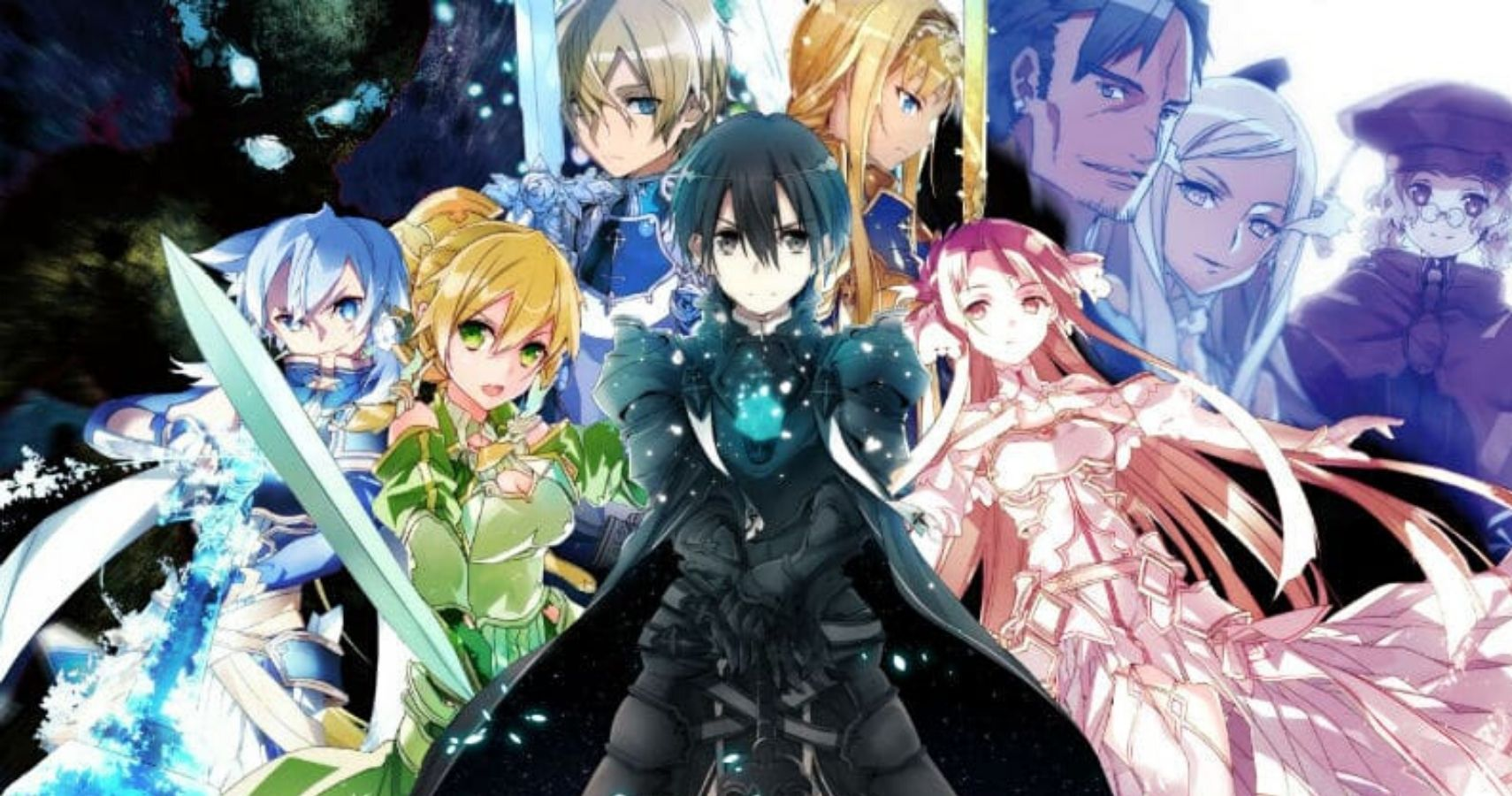 Sword Art Online: All Of The Anime's In-Universe Games ...