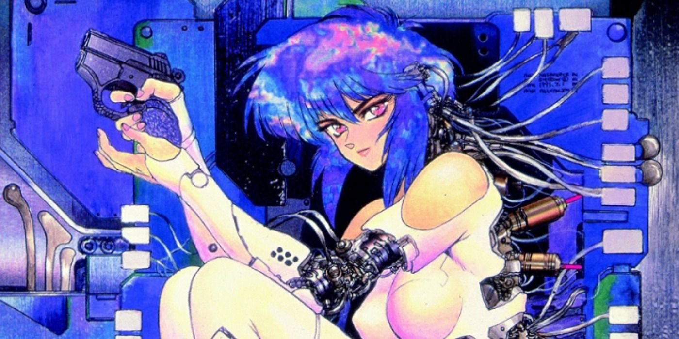 Shirow Masamune Created Ghost In The Shell Appleseed Where Did He Go