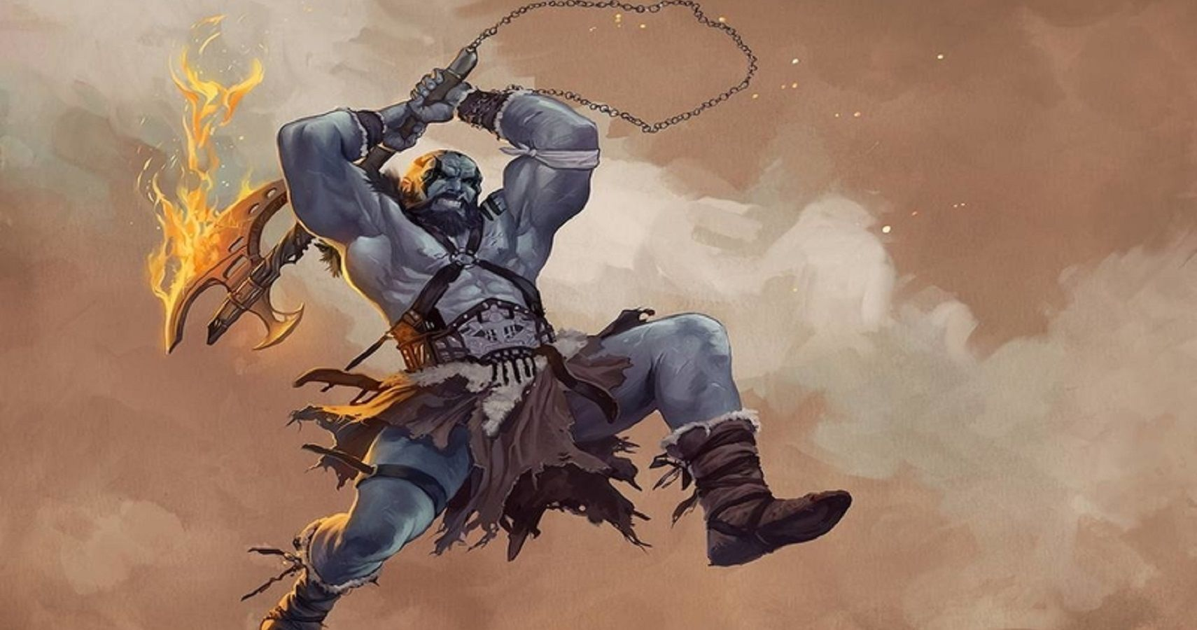 Dungeons and Dragons: 10 Pro Tips When Playing A Goliath   CBR