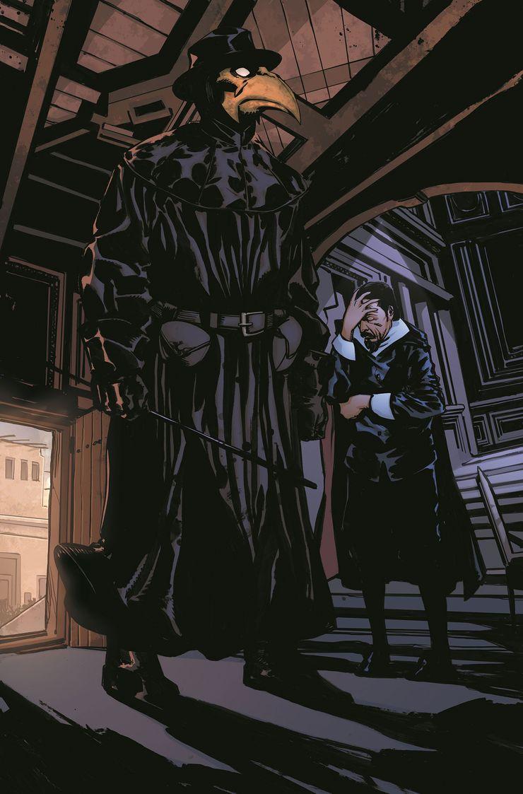 DC Comics Hawkman Robert Venditti