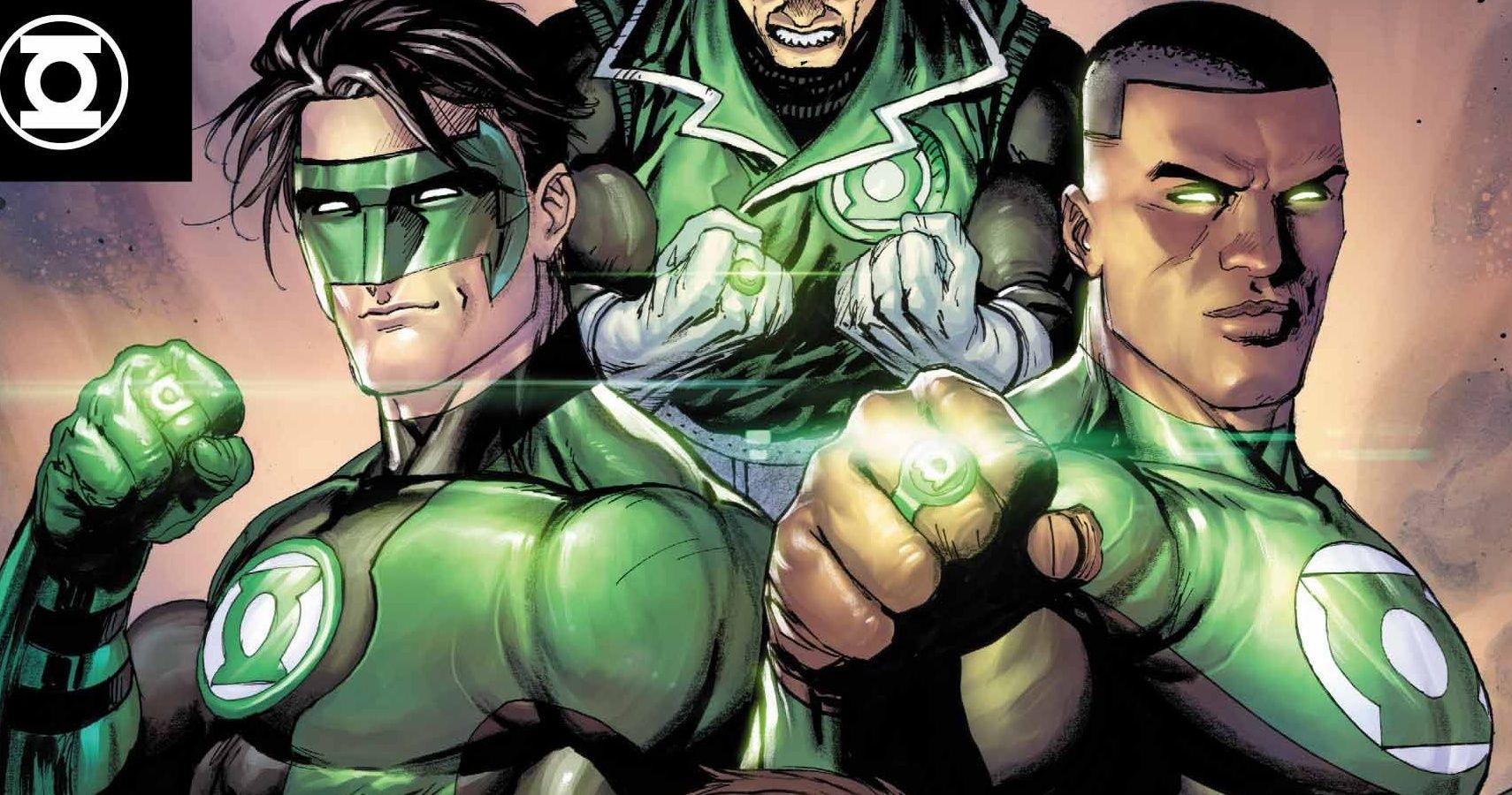 5 Reasons John Stewart Is The Best Green Lantern 5 Reasons It S Kyle Rayner