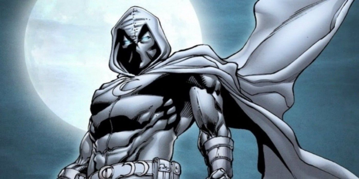 Marvel's Moon Knight Show Has a Start Date, Working Title | CBR
