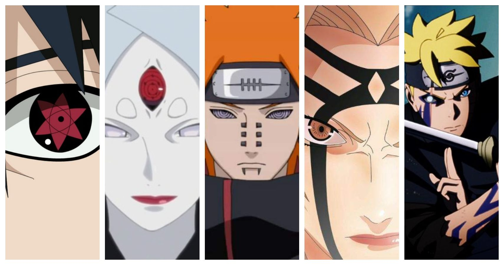 Naruto 7 Powers That Can Rival The Rinnegan 7 That Don T Stand A Chance