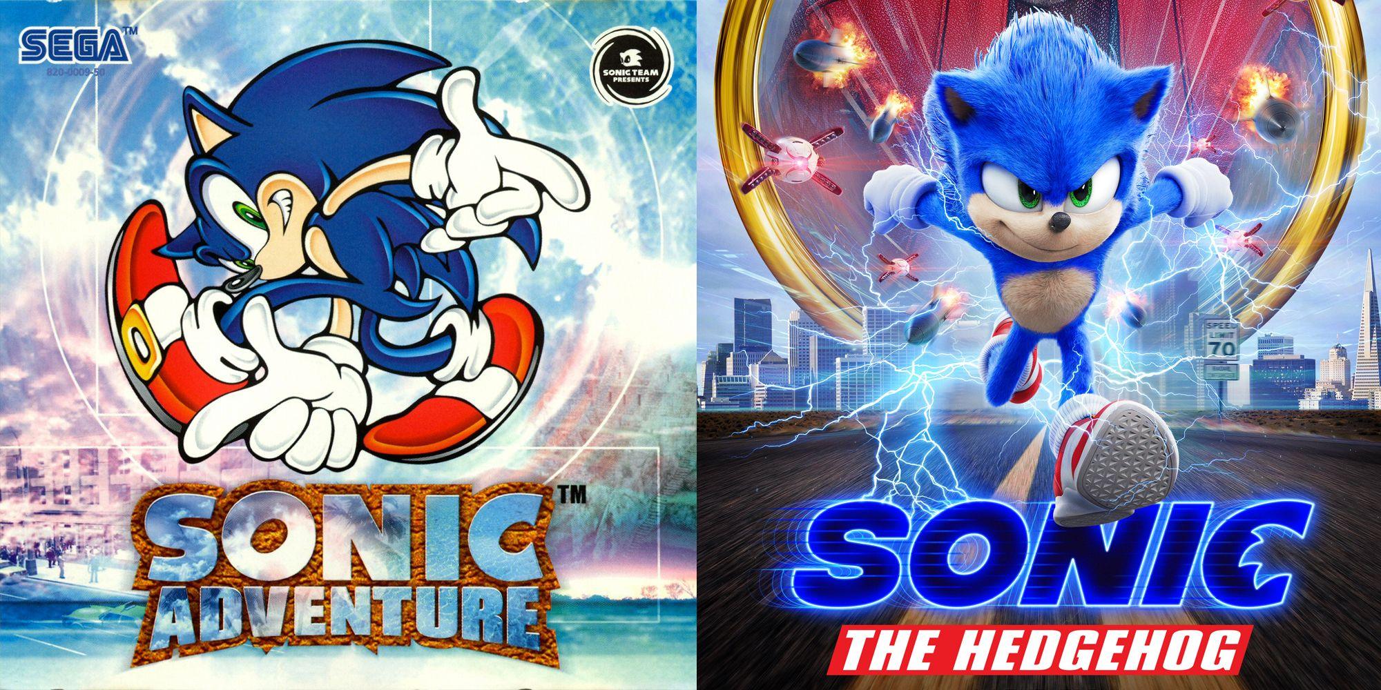 Sonic The Hedgehog Movie Is A Love Letter To The Adventure Games