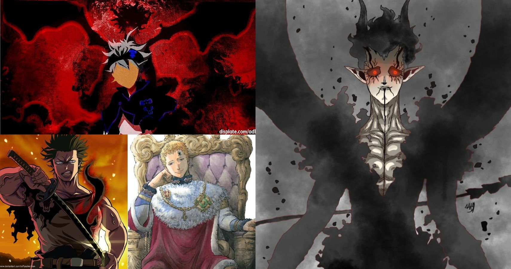 Black Clover 5 Characters Who Are Stronger Than A Devil 5 Who Are Weaker Julius's grimoire is a bit different from other grimoires in that it doesn't have a start or beginning. stronger than a devil