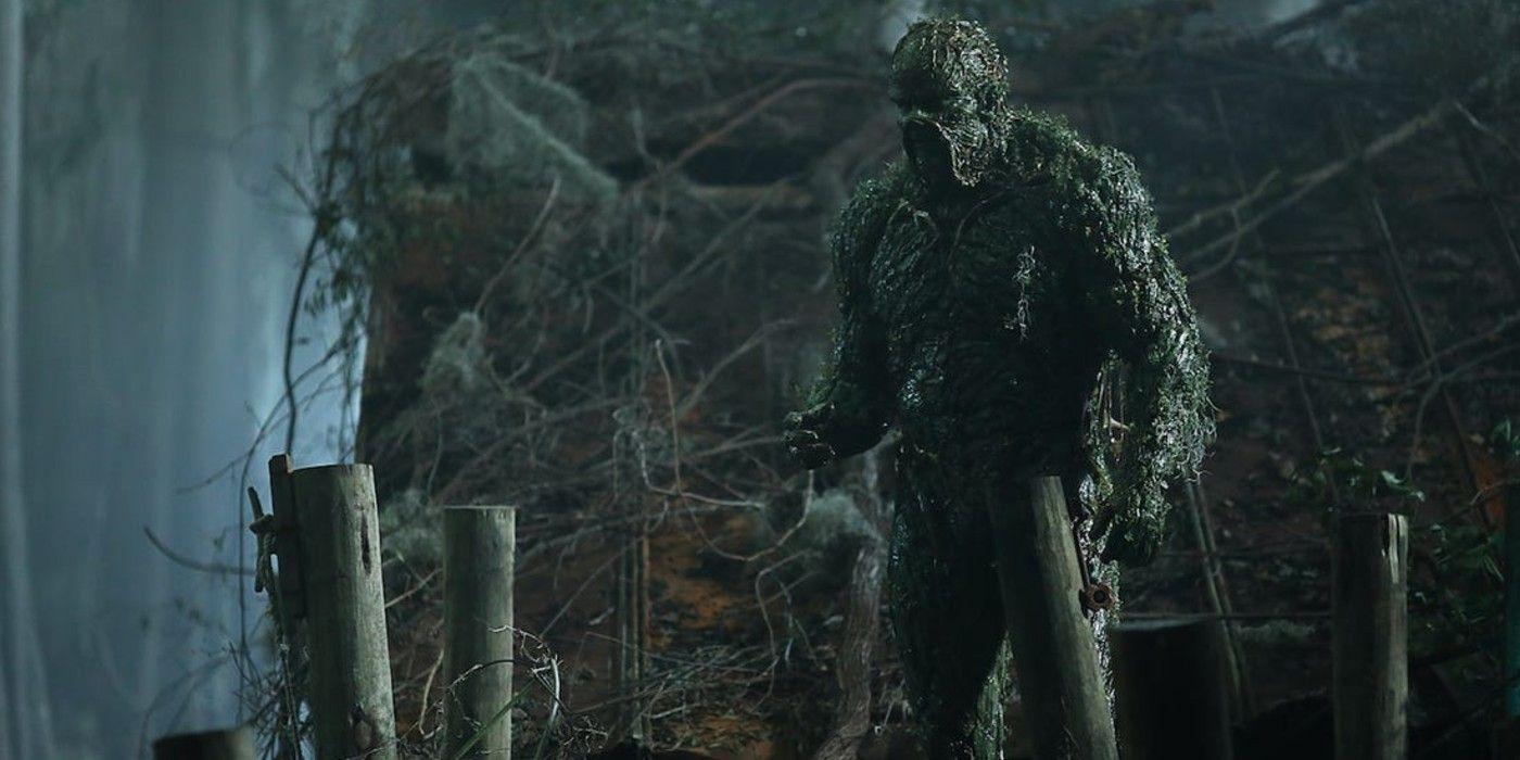 Avaliações do Monstro do Pântano na CW provam que o programa da DC deve retornar 2