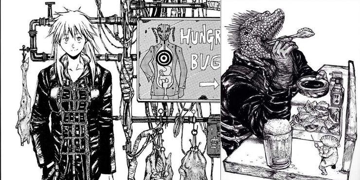 Mange mon Manga/Anime  - Page 24 Dorohedoro-the-hungry-bug