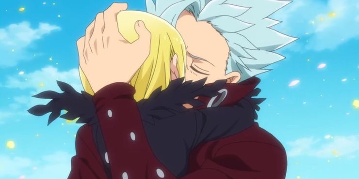 Seven Deadly Sins 10 Facts You Didn T Know About Elaine Cbr Elaine blushes, the strike of red almost alarming compared to the pallor of the rest of her. seven deadly sins 10 facts you didn t