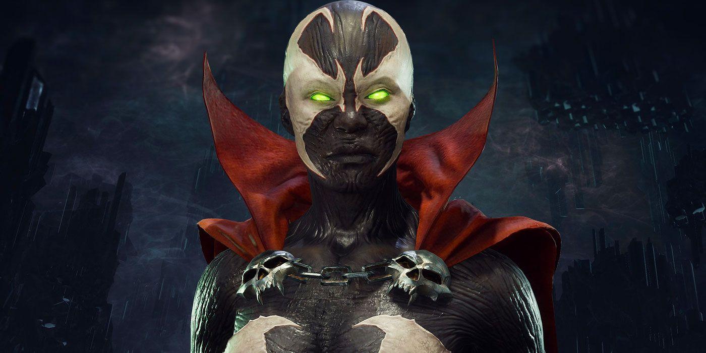 Mortal Kombat 11 Spawn Arrival Includes Female Hellspawn Skin