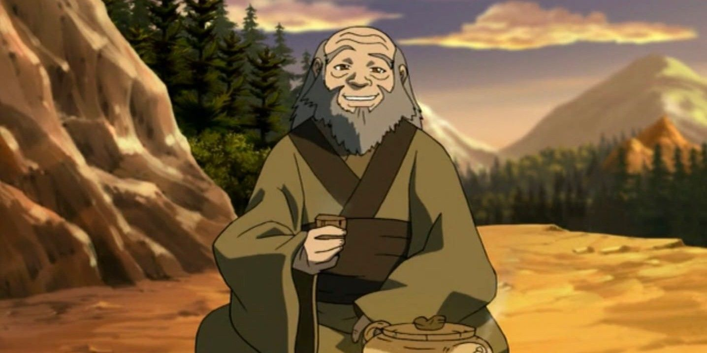 Avatar: The Last Airbender: Iroh Is the Unofficial Avatar | CBR