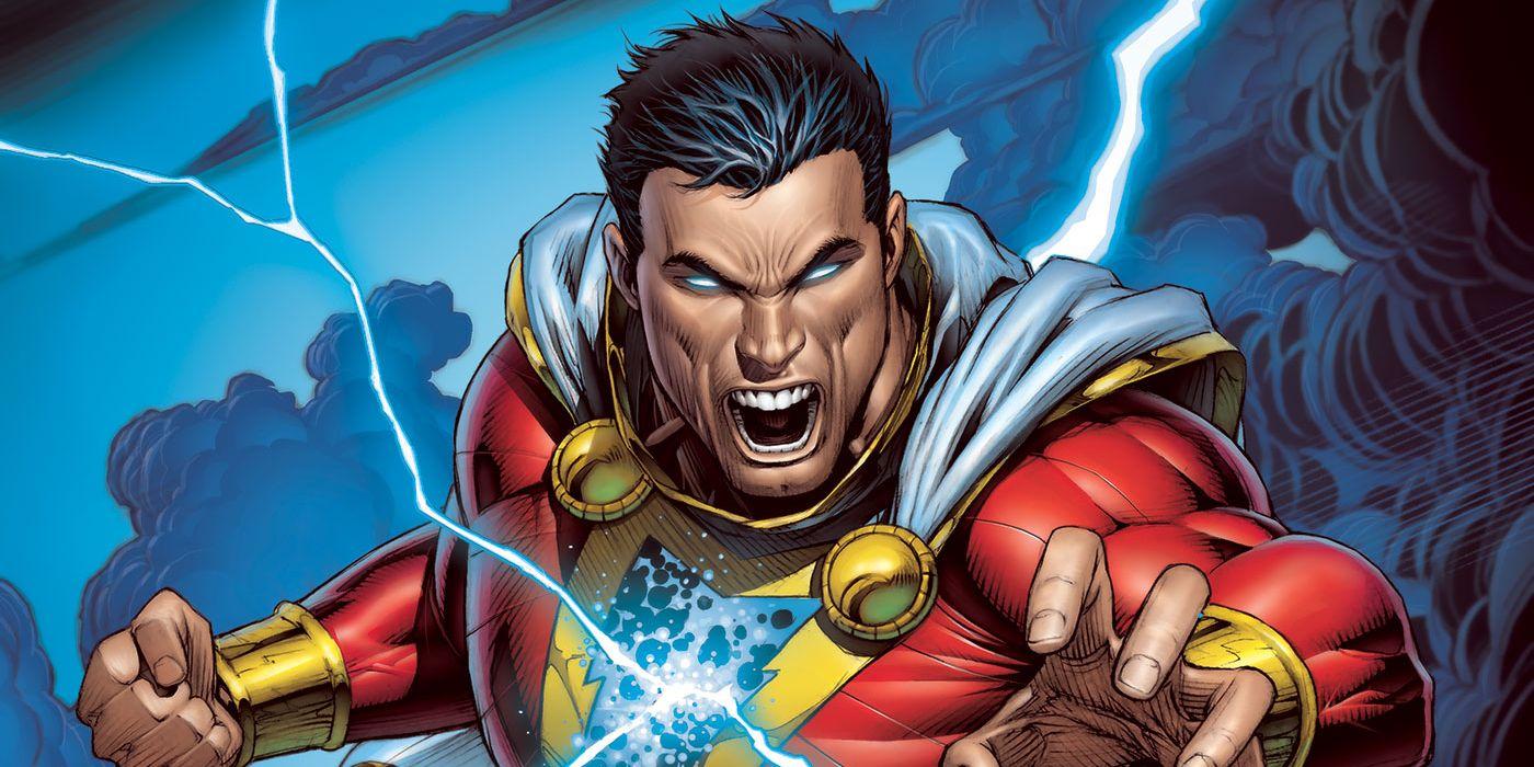 Shazam Movie 2019 - New DC Comics Captain Marvel Film