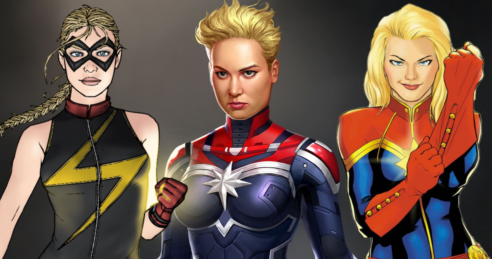 Marvel 10 Fan Redesigned Captain Marvel Costumes That Are Better Than The Original But even back then, her signature sash was part of her look! fan redesigned captain marvel costumes