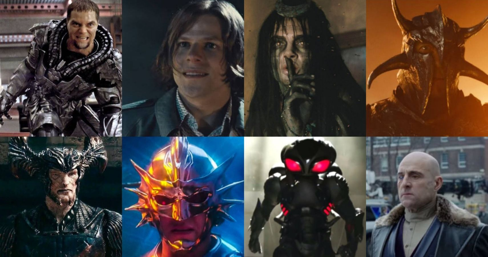 Dceu The 5 Most Powerful Villains 5 Weakest Cbr