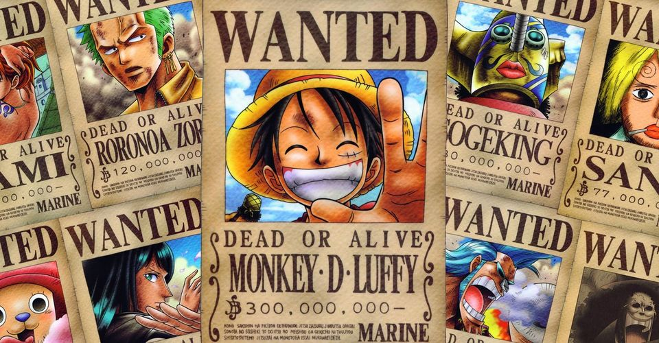 One Piece 5 Pirates Who Deserve A Higher Bounty 5 Who Are Unfairly Expensive