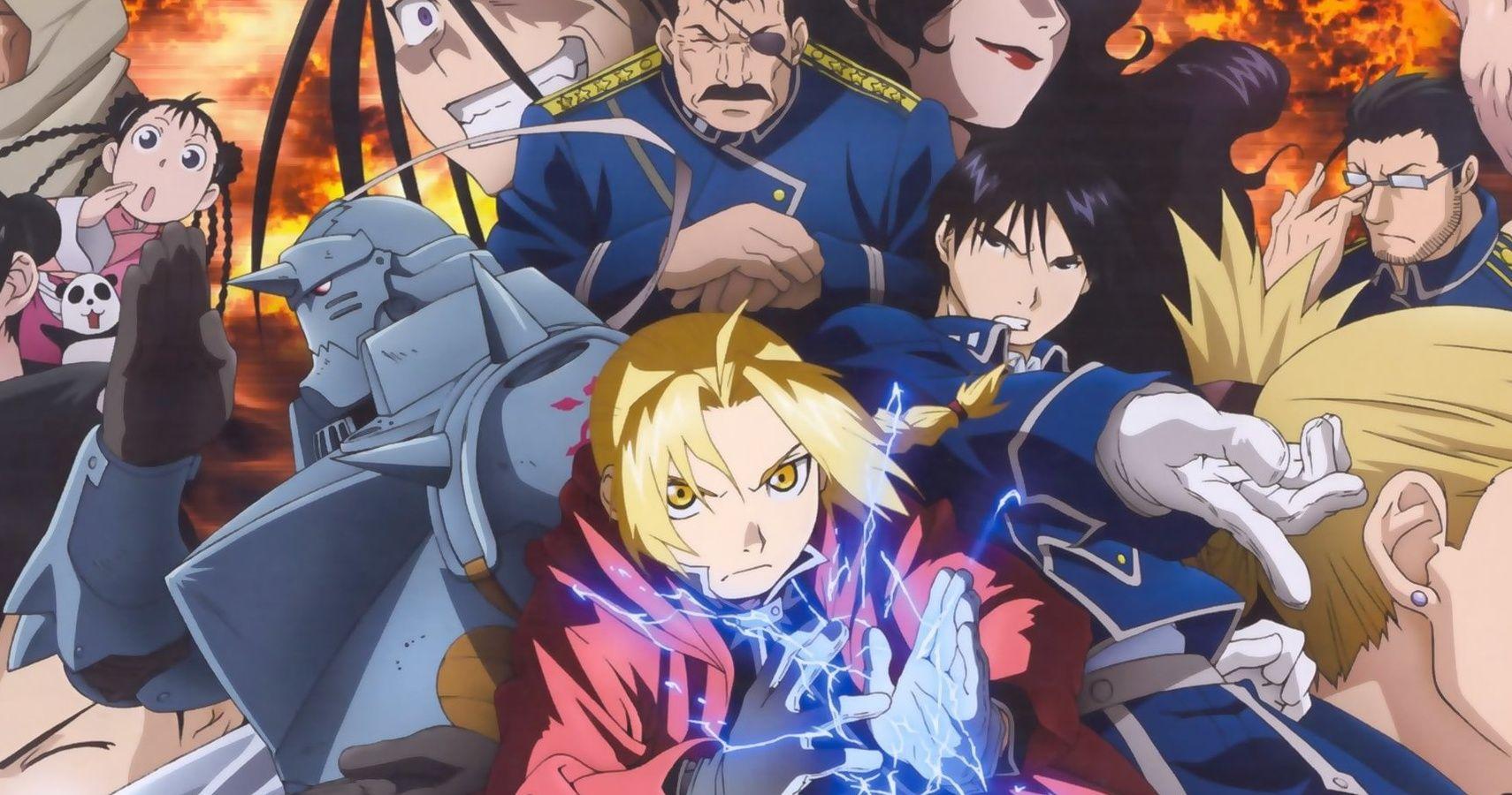 The 10 Best Episodes of FullMetal Alchemist Brotherhood ...