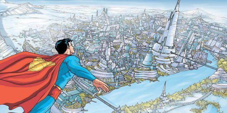 Kandor City Superman New Krypton - Datos sobre Superman que han cambiado y que han permanecido iguales