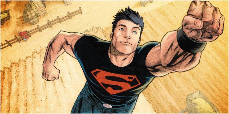 Superboy comics - ¿Qué kryptoniano eres, según tu zodíaco?
