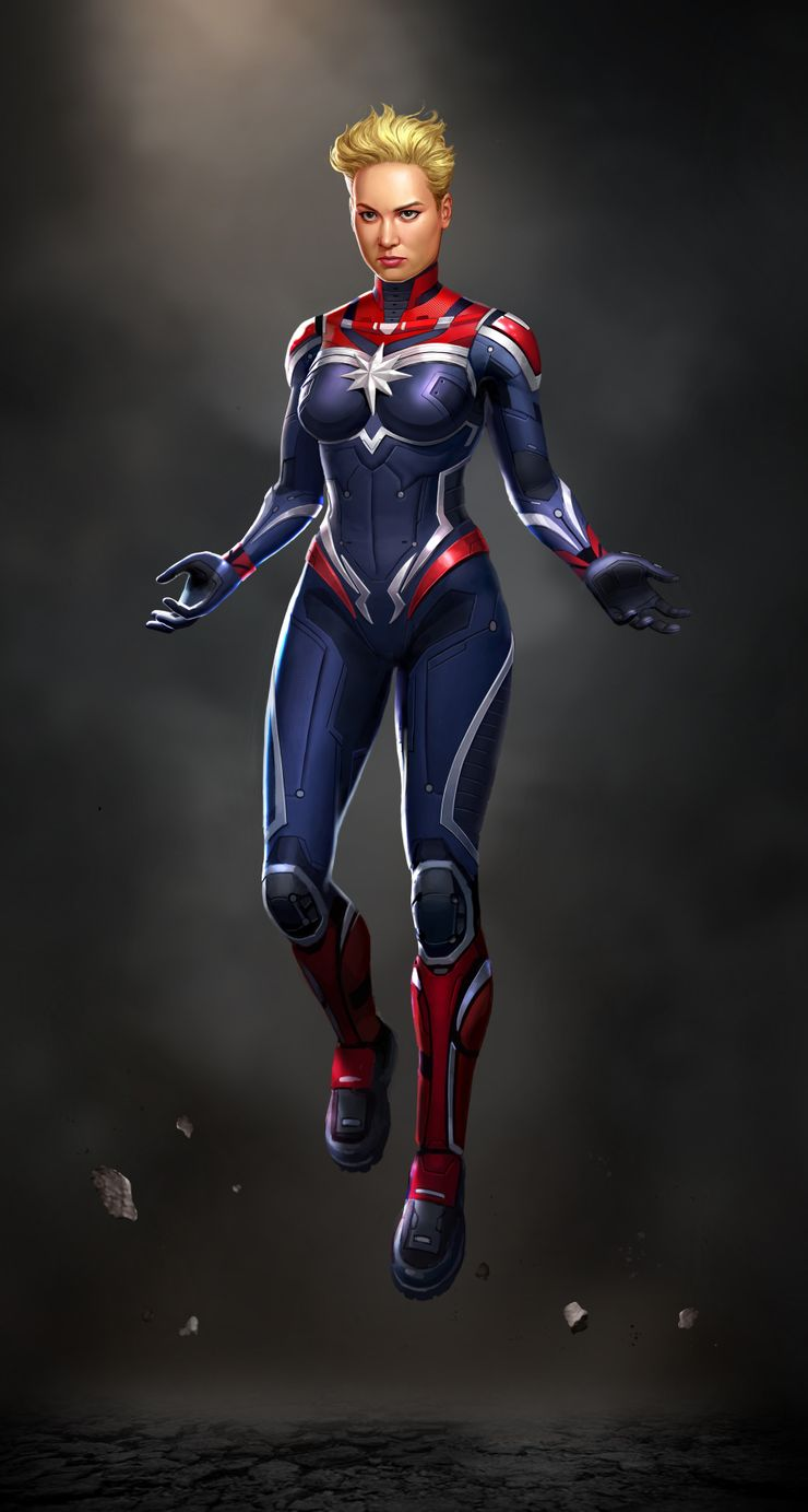 Marvel 10 Fan Redesigned Captain Marvel Costumes That Are Better Than The Original Shop for captain marvel costume online at target. fan redesigned captain marvel costumes