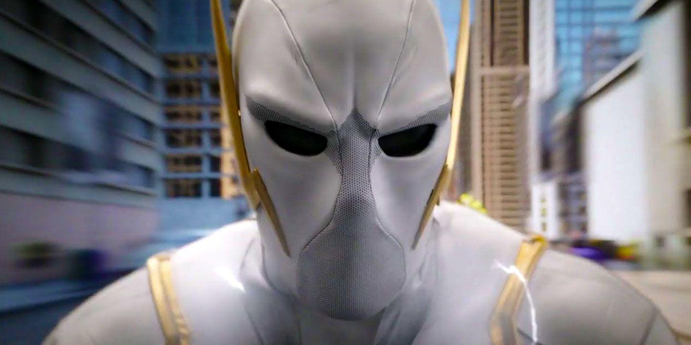 The Flash Showrunner Teases Godspeed Mystery For Season 7 Cbr