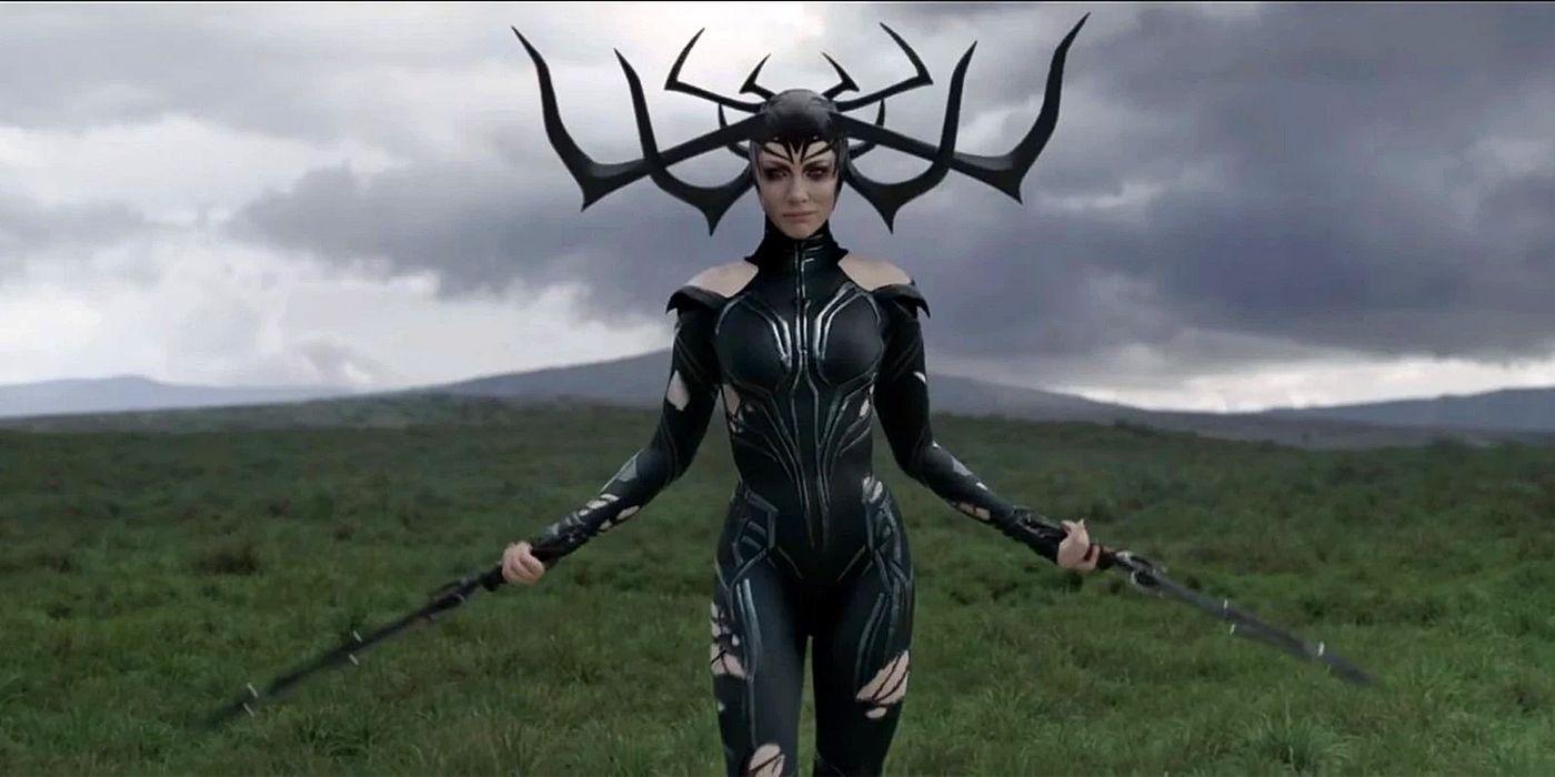 MCU Theory: Hela Stole the Necrosword from Venom's Symbiote God