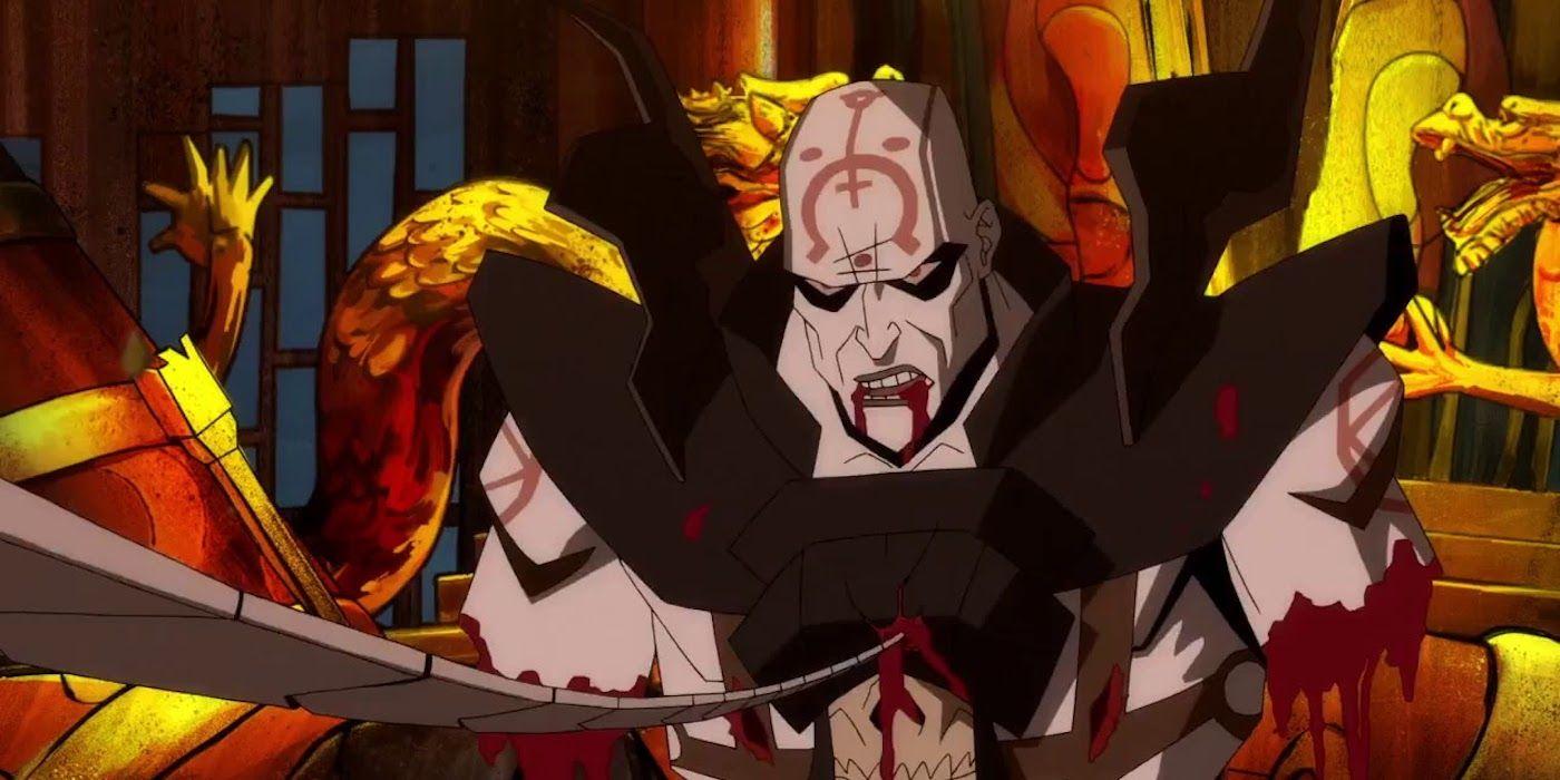 Mortal Kombat Legends Scorpion S Revenge Has A Few Fatal Plot Holes