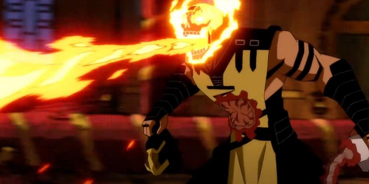 Mortal Kombat Legends Scorpion S Revenge S Fatal Flaw Is A Lack