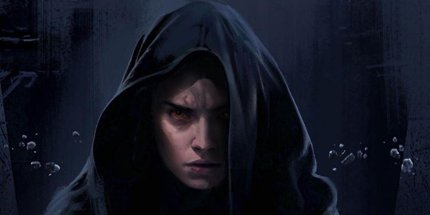 Rey Goes Full On Dark Side In Rise Of Skywalker Concept Art Cbr