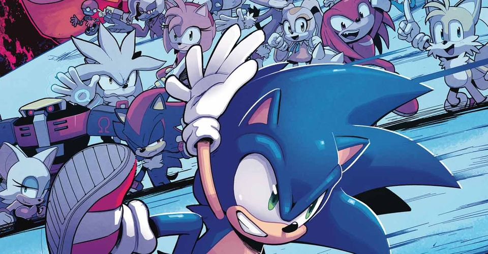 Sonic The Hedgehog A Brief History Of The Blue Blur S Cartoons