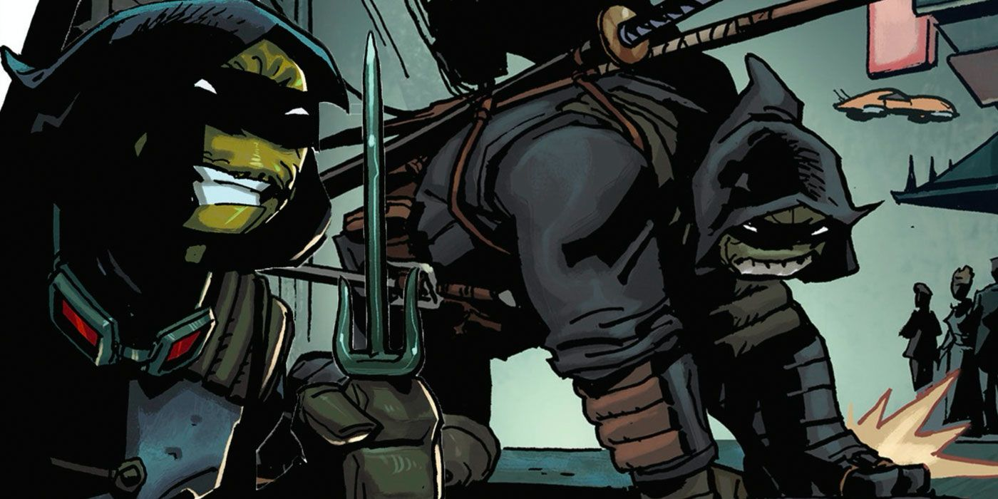 Teenage Mutant Ninja Turtle Creators Reunite For New Story Cbr