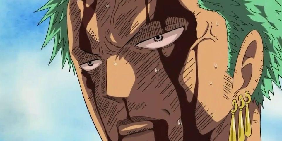 One Piece: Toda vez que Zoro perdeu uma batalha 7