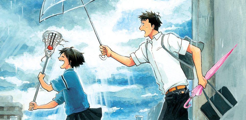 A série mais desconhecida da Shonen Jump [Classificados] 4