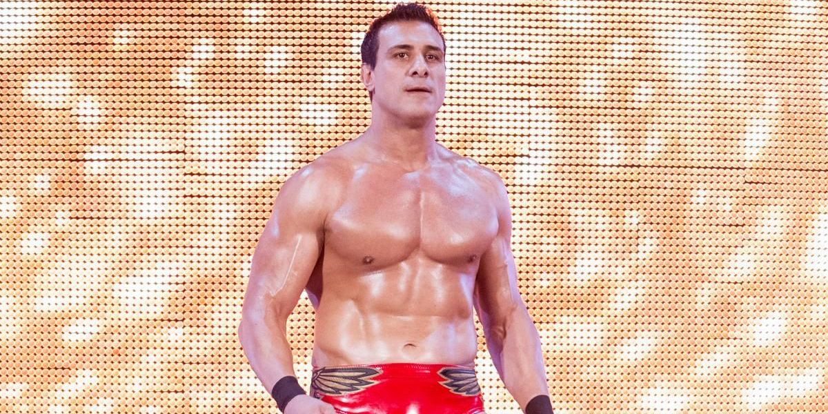 Ex-WWE Superstar Alberto Del Rio Arrested for Alleged Abuse ...