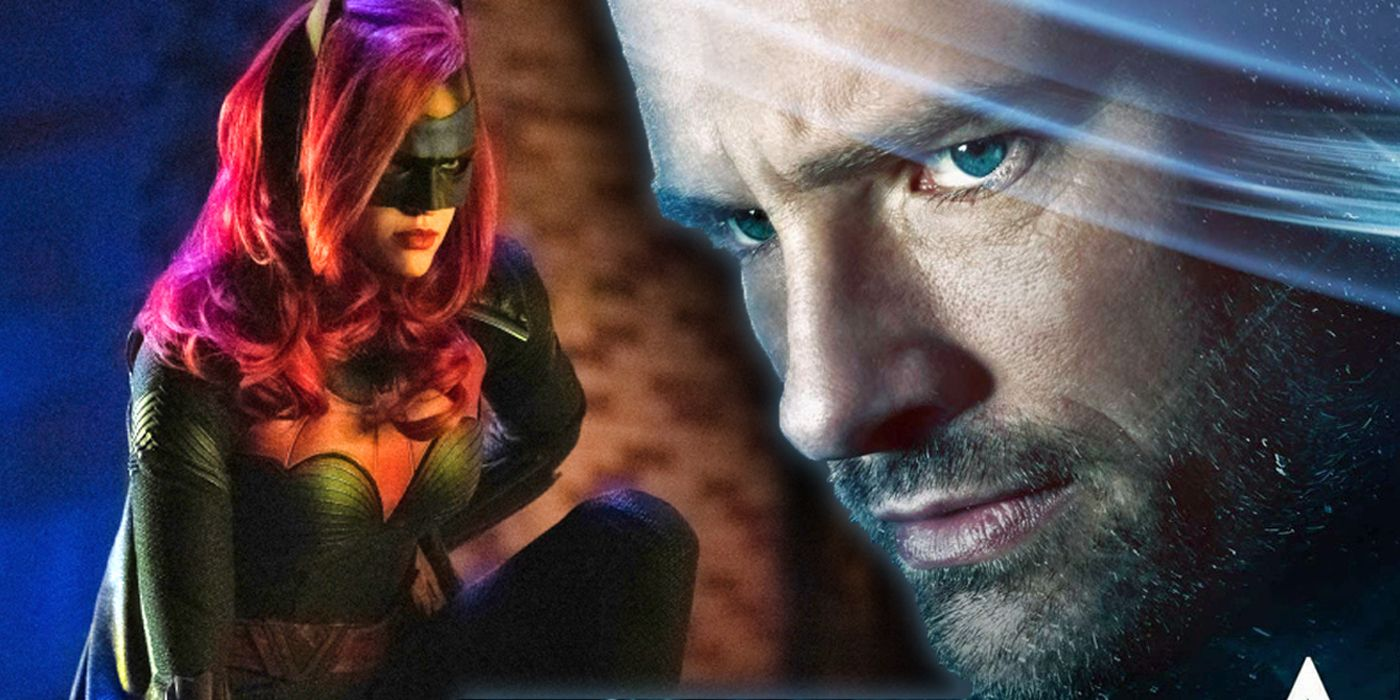 Batwoman Doesn't Need Batman to Keep Bruce Wayne | CBR