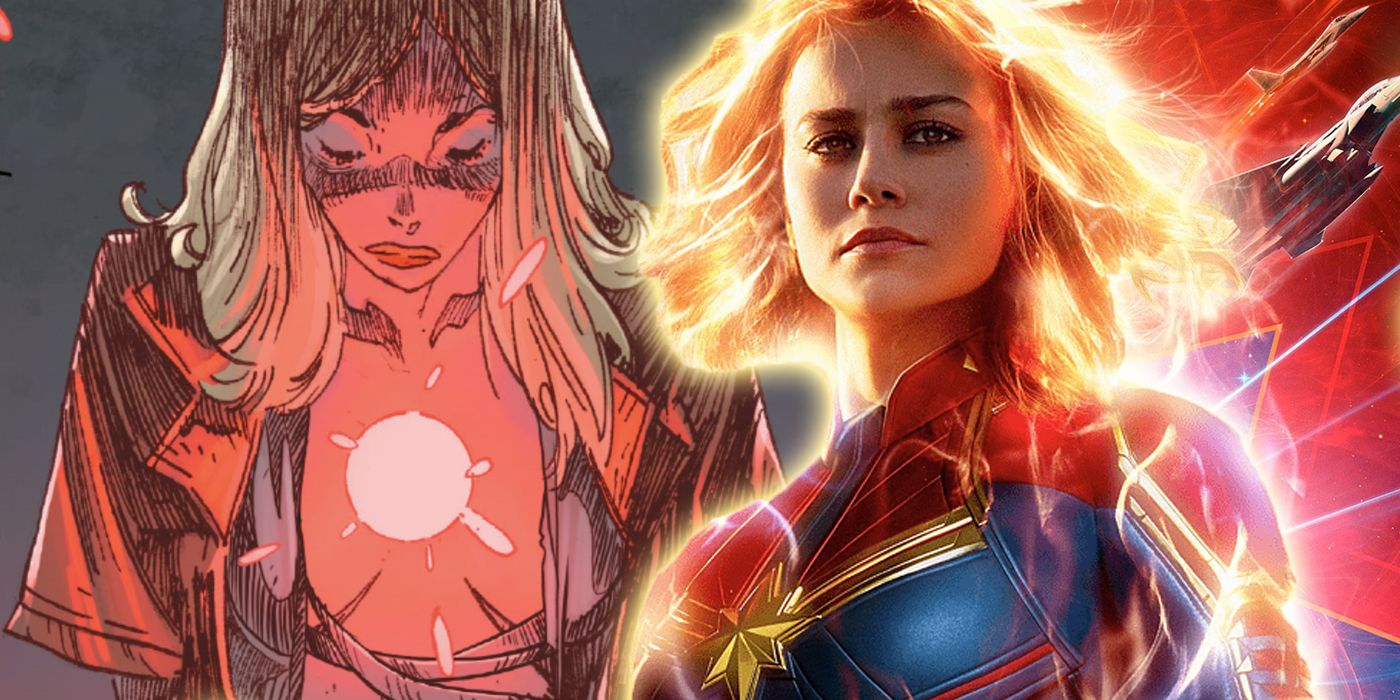 Marvel Confirms That Captain Marvel KILLED an Infinity Stone