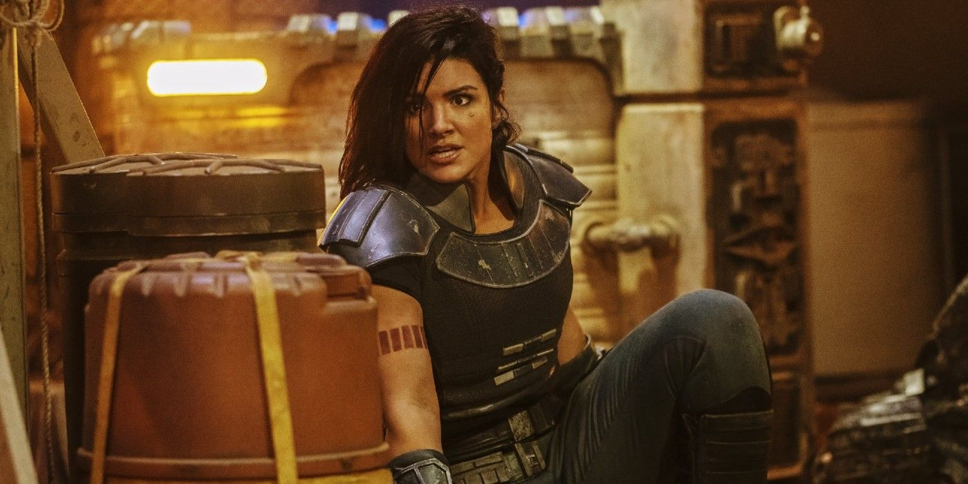 Gina Carano Fired From Mandalorian Over 'Abhorrent' Social Media Posts