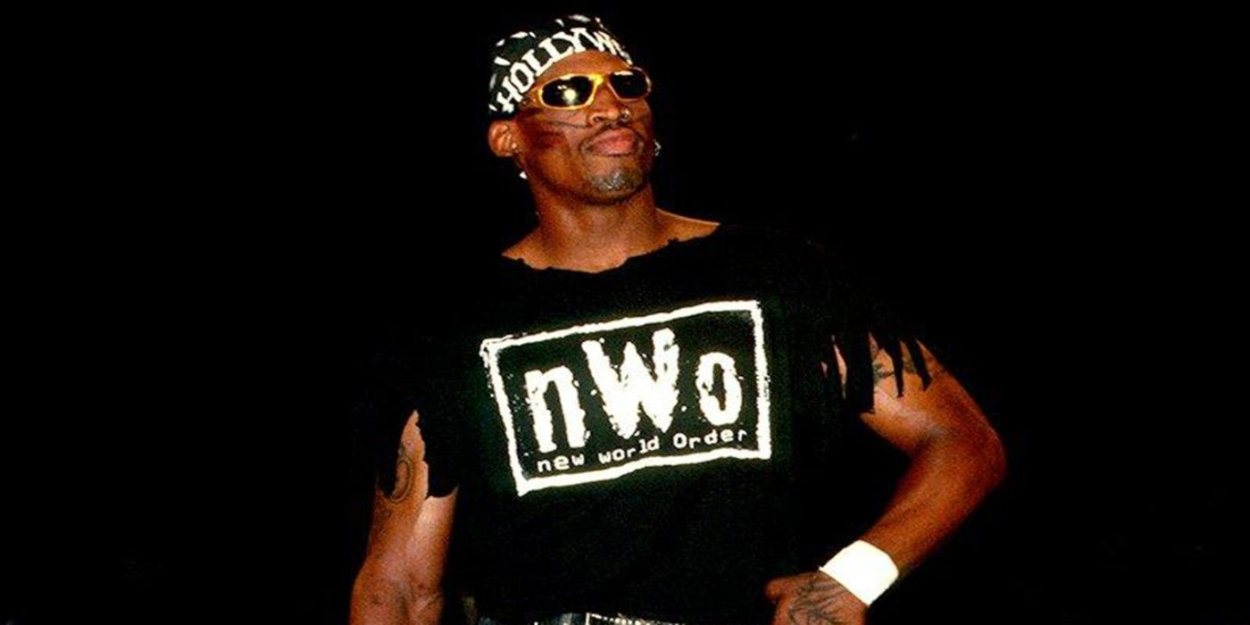 WWE: A Hall of Famer's Last PPV Match Was With... Dennis Rodman?