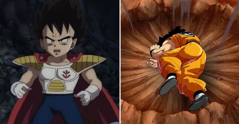 Dragon Ball How Old Vegeta Is 9 Other Things You Didn T Know