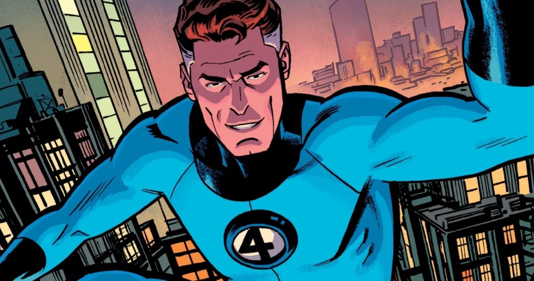 Most Evil Marvel Heroes Reed Richards