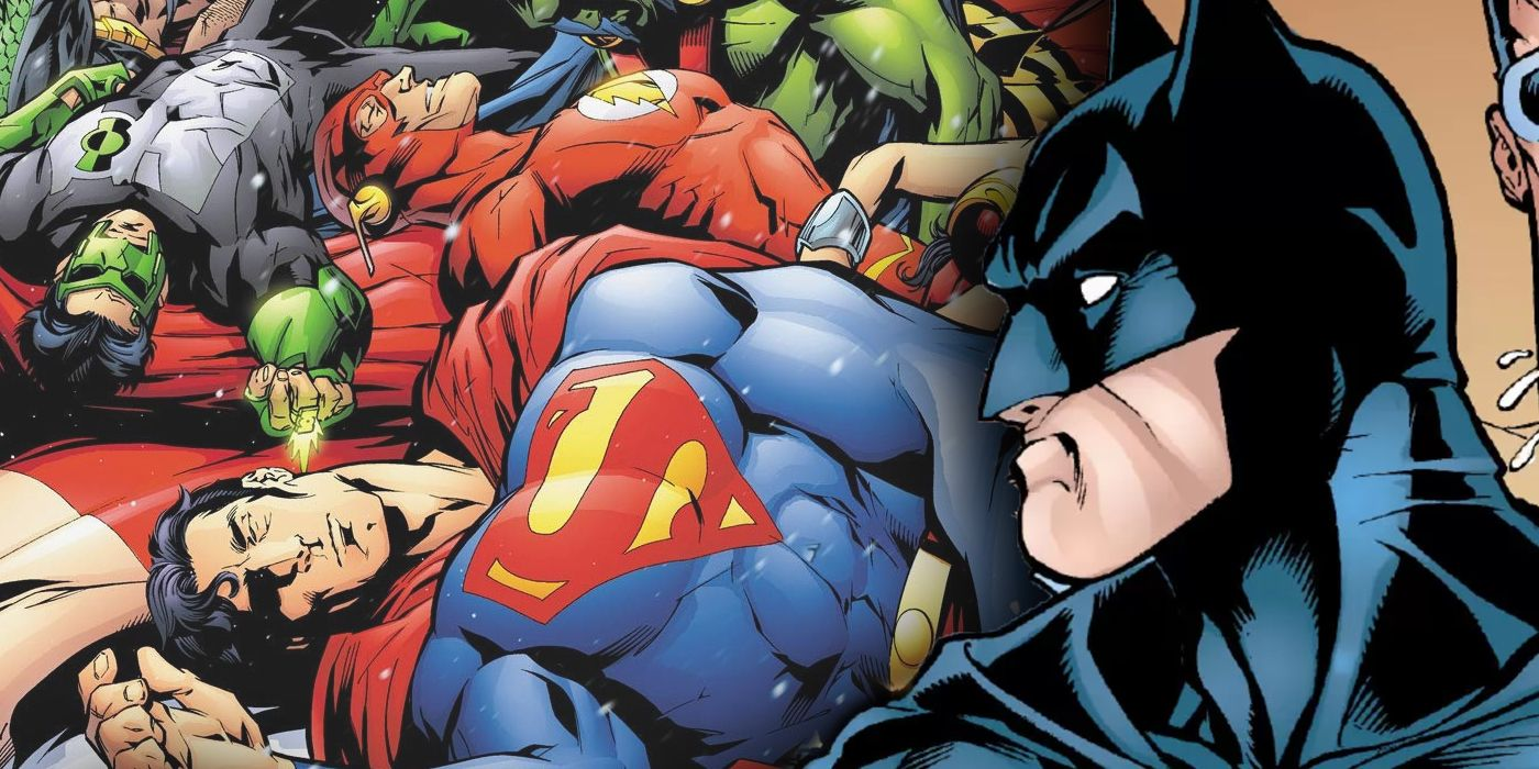 Batman: How the Dark Knight's Plans CRUSHED the Justice League