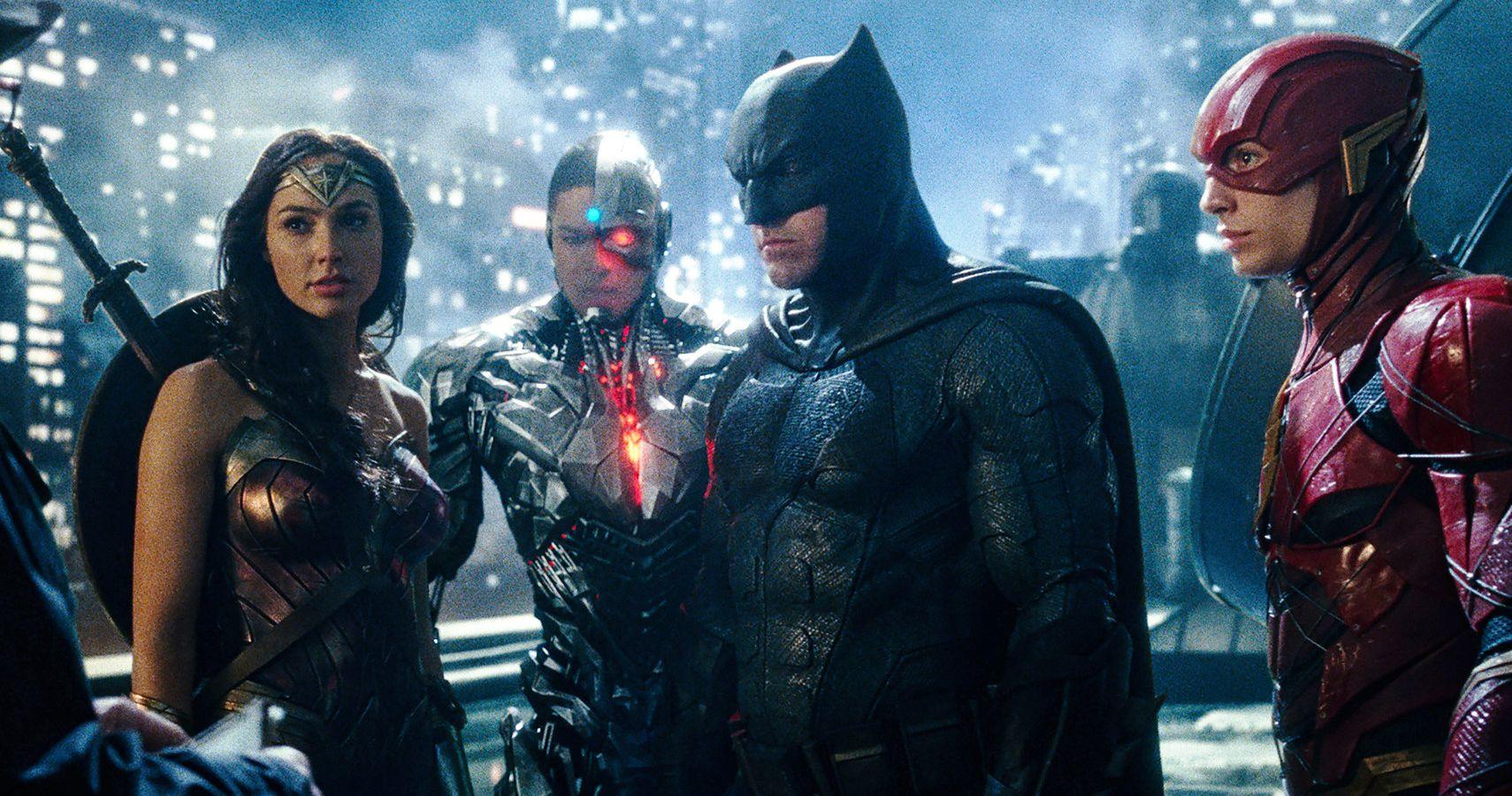 Zack Snyder Teases U0026 39 Something Better U0026 39 For Snyder Cut Trailer