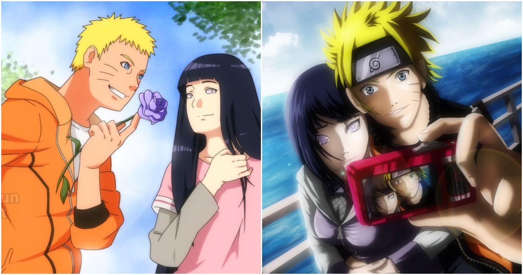 Naruto 10 Pieces Of Naruto Hinata Fan Art That Are Totally Romantic