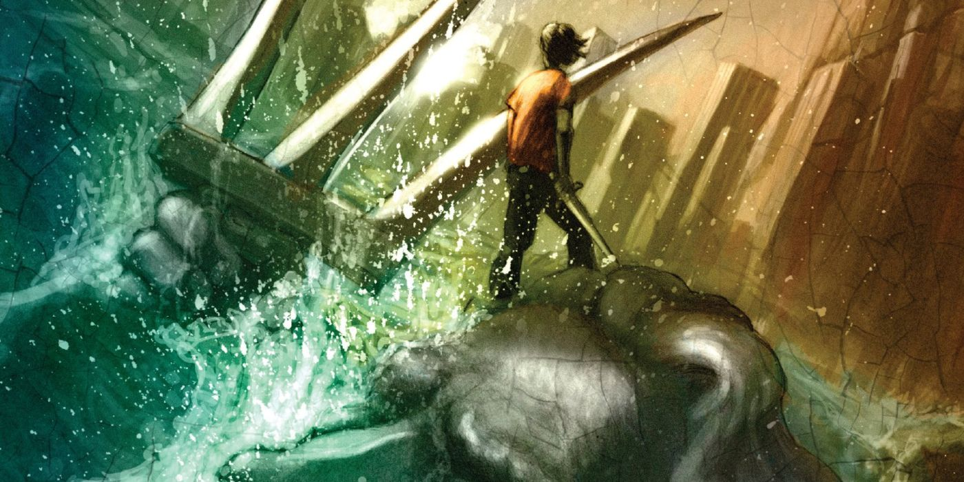Percy Jackson: The Riordans Offer Update on Disney+ Series' Progress