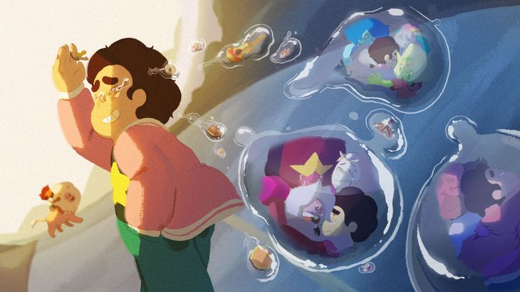 10 Pieces Of Steven Universe Fan Art That Pay Perfect Tribute To The Crewniverse