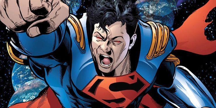 Superboy Prime Cropped - ¿Qué kryptoniano eres, según tu zodíaco?