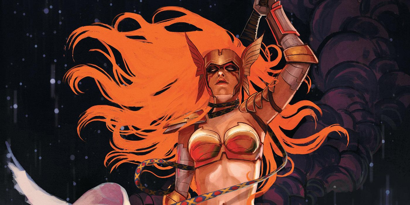 Angela: How Marvel Changed the Spawn Angel's Origins